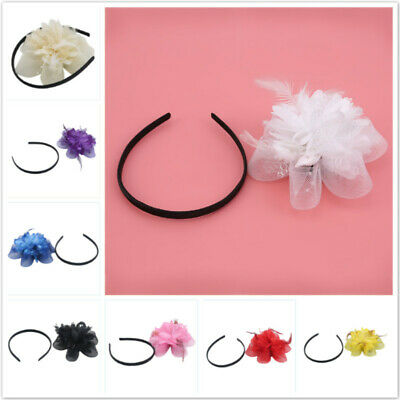 3pcs/set Wedding Bridal Women Mesh Tiara Headbands Chic Hair Accessories Jewelry