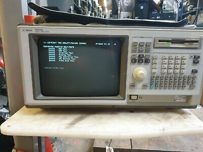 AGILENT 1664A Logic Analyzer Tester Unit Module  (RBD5.1) NET PRICE