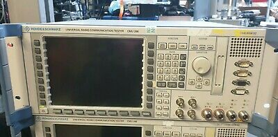 Rohde & Schwarz 1100.0008.02 Universal Radio Communication Tester (RBD5.3)