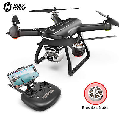 Holy Stone HS700D RC Drone with HD Camera 2K WIFI GPS Brushless FPV Quadcopter