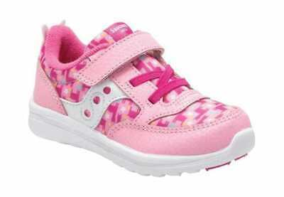 Saucony ST59667 Girls Baby Jazz Lite Sneaker  Toddler Choose SZ//Color.
