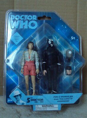 Doctor Who - Caves of Androzani Figure Set