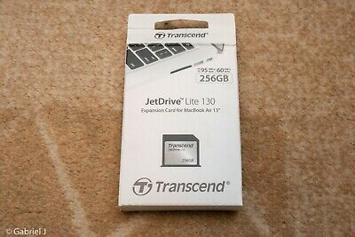 Transcend JetDrive Lite 256GB for Macbook Air (Great condition)