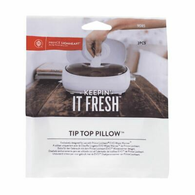 Prince Lionheart Tip Top Pillow For Use With Wipes Warmer NEW