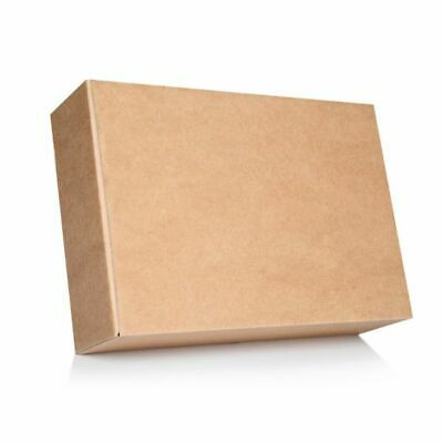 Single Wall Cardboard Boxes 17 x 5 x 14.5 inches