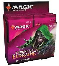 MTG Magic: The Gathering Throne of Eldraine Collector Booster Box Sale