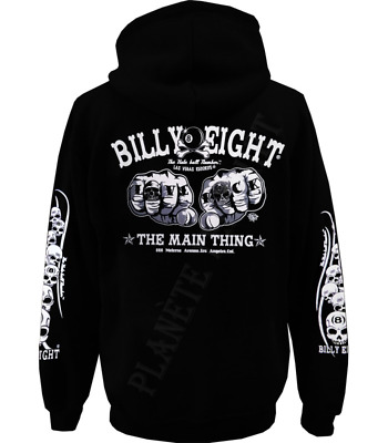 Sweat Capuche Billy Eight  The Main Things