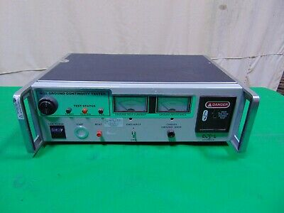M25 25 Amp Ground Continuity Tester