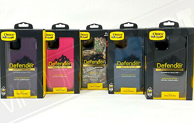 OtterBox Defender Series Case for Apple iPhone 11 / iPhone 11 Pro / Pro Max NEW