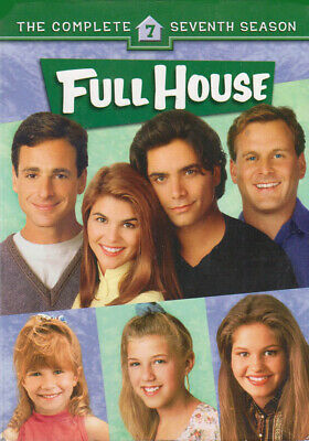 Full House - The Complet Saison 7 (Coffret) ( F Neuf DVD