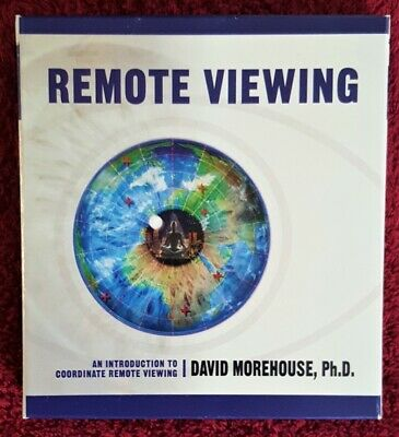An Introduction to Coordinate Remote Viewing by David Morehouse (1591792401)