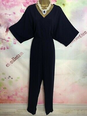 Phase eight purple maxi long jumpsuit dress Size 12 occasion/party/christmas