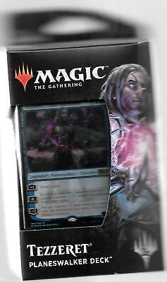 Magic the Gathering MTG Magic Core Set 2019 Tezzeret Planeswalker Deck Fast Ship