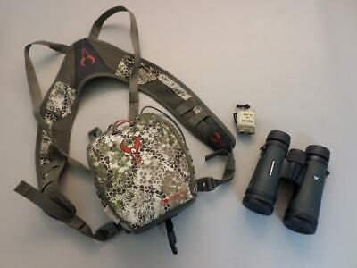 Vortex Diamondback 10x42 Roof Prism Binoculars, in Badlands Bag.