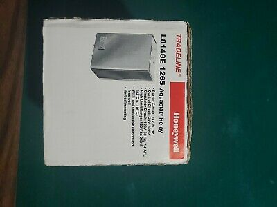 Honeywell Home L8148E1265 180-240F Aquastat Relay - Grey