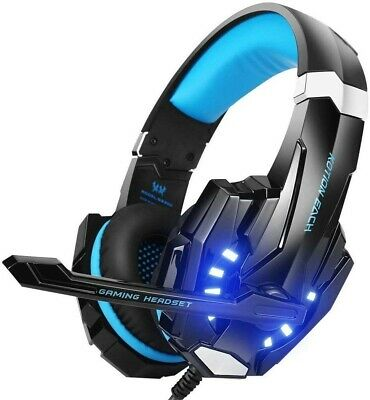 Kotion Each G9000 Pro Gaming Gamer Headset New In Box Msrp 39.99
