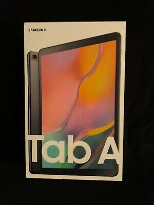 "Samsung Galaxy Tab A 10. 1"" Tablet (2019) 32 GB, Black - Brand New - Sealed"
