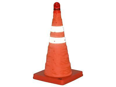 AA Pop Up Traffic Cone Collapsible Portable Safety Road Driving Warning Beacon