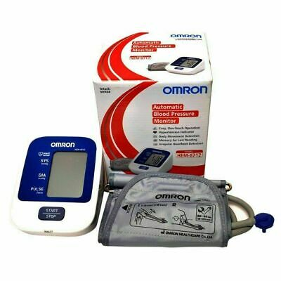 Omron HEM 8712  Automatic Blood Pressure Monitor Upper Arm BP Monitor