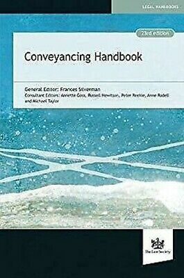 Conveyancing Manual por Rodell, Anne