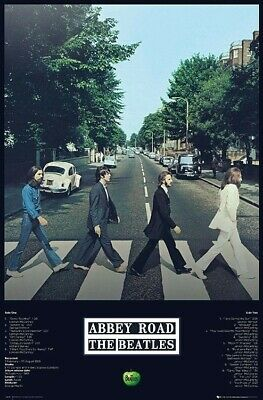 MUSIC BAND 52089 IN THE PARK POSTER 24x36 BEATLES