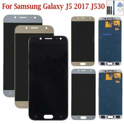 Display LCD+Touch Screen For Samsung Galaxy J5 2017 J530 SM-J530F Schermo Vetro