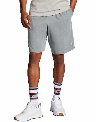 Champion Authentic Cotton 9-Inch Men's Shorts with Pockets