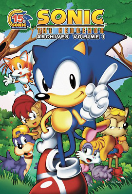 Sonic The Hedgehog Archives Digest
