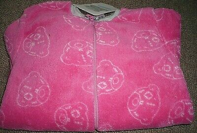 ME TO YOU TATTY TED PINK ALL IN ONE PYJAMAS Age 4-5 years BNWT