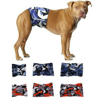 Washable Male Dog Wraps Pet Dog Diapers Easy to Wear and Take Off Dog Supply