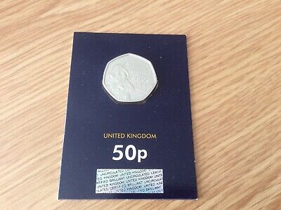 50p Coin 2019 Paddington Bear At The Tower Of London BUNC FREEPOST
