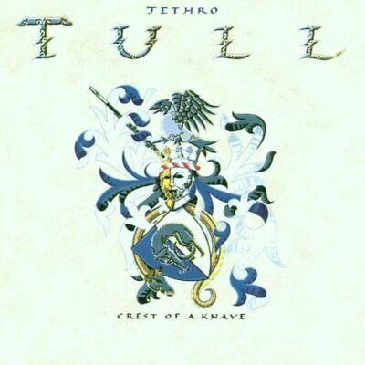 Jethro Tull - Crest of a Knave - Jethro Tull CD 1UVG The Cheap Fast Free Post