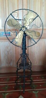 Vintage Lake Breeze Hot Air Stirling Engine Fan not electric
