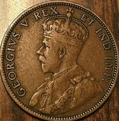 1911 Canada Large Cent Coin Large 1 Cent Penny
