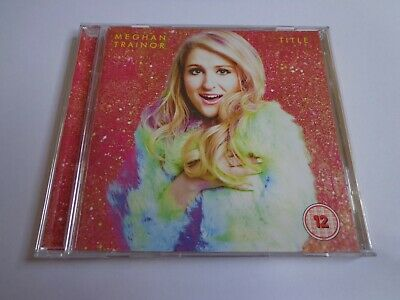 Meghan Trainor - Title Album Special Edition 19 tracks CD + DVD NEW