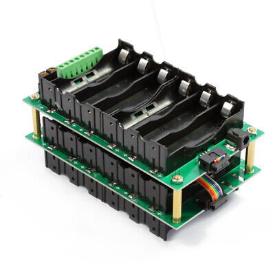 18650 Power 12V Battery Pack Lithium Battery Case 40A 80A BMS 3S Battery Box