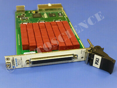 National Instruments PXI-2530B NI Multiplexer / Matrix Switch Card, 128 Channels