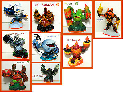 Skylanders Giants Character Figures by Activision (2012)
