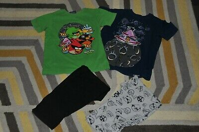 Boys Next Angry Birds Space Pyjamas Size 6 Years