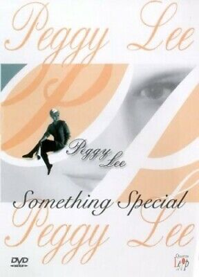 Peggy Lee: Something Special [DVD] - DVD  2TVG The Cheap Fast Free Post