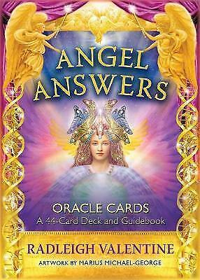 *Newly Released.. Angel Answers Oracle Cards (Nov 2019)