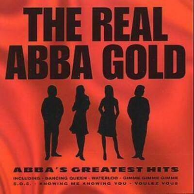 Various : The Real Abba Gold:: ABBA'S GREATEST HITS CD (2008) Quality guaranteed