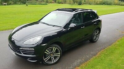 PORSCHE CAYENNE 3.0 V6 TIPTRONIC S 1 OWNER FULL PORSCHE HISTORY £40k OPTIONS