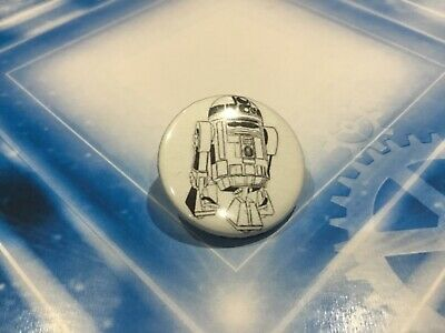 Star Wars Collectible Lapel Pin Button Badge - Droid R2-D2