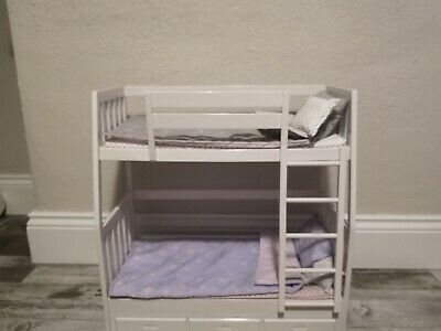 Our Generation dolls Dreams Bunk Bed
