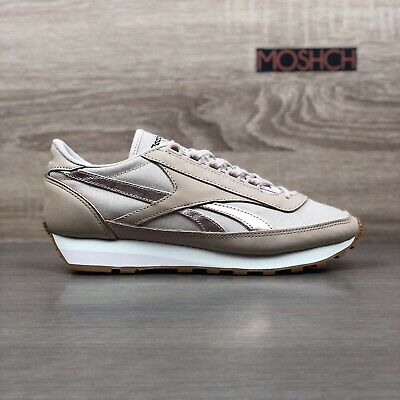 REEBOK CLASSIC LEATHER Golden Neutrals Trainers In Gold