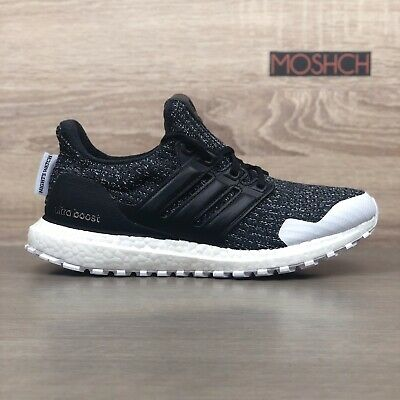 Adidas Ultra Boost 4.0 x Game Of Thrones UK 8 Night's Watch GOT Grey Black White