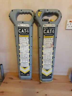 radiodetection cat 4 Housings