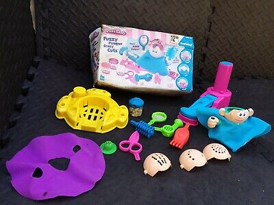 Play Doh Crazy Cuts Playsets Classic Fuzzy Pumper Hairdressing Salon Hair Barber