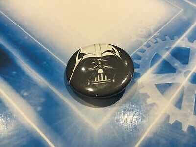 Star Wars Collectible Lapel Pin Button Badge - Darth Vader Portrait